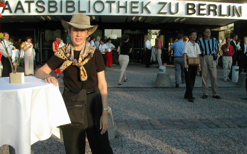 IFLA Reception, Berlin State Library, 2003