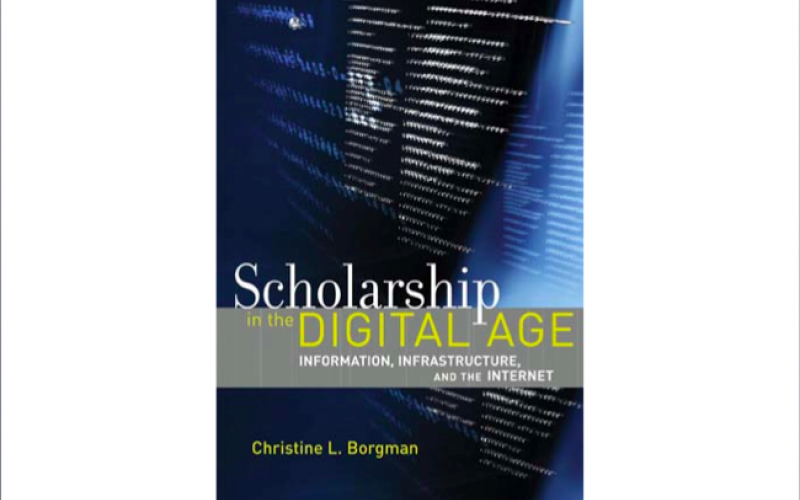 Scholarship in the Digital Age: Information, Infrastructure, and the Internet, 2007