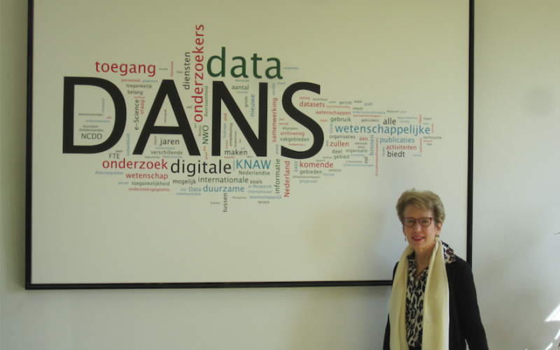 Data Archiving and Networked Services, The Hague, 2013