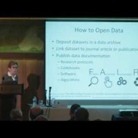 Open Data, Trust, and Stewardship : Universities at the Privacy Frontier - The 10th Annual BCLT Privacy Lecture